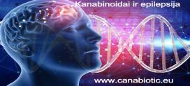 Kanabinoidų pritaikymas epilepsijos gydyme