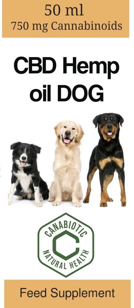 CBD hemp oil for DOGS