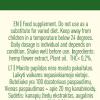 Kanapių CBG aliejus Canabiotic CBG OIL 2000 mg (20%)