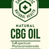 CBG hemp oil Canabiotic 1800 mg (40%)